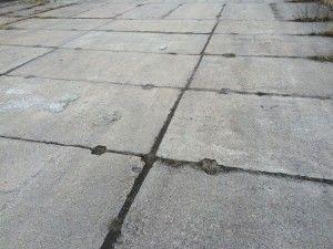 płyty betonowe na drogę